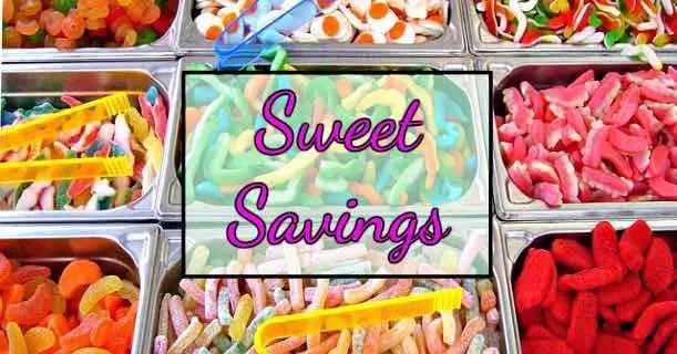 Sweet Candy Savings Image