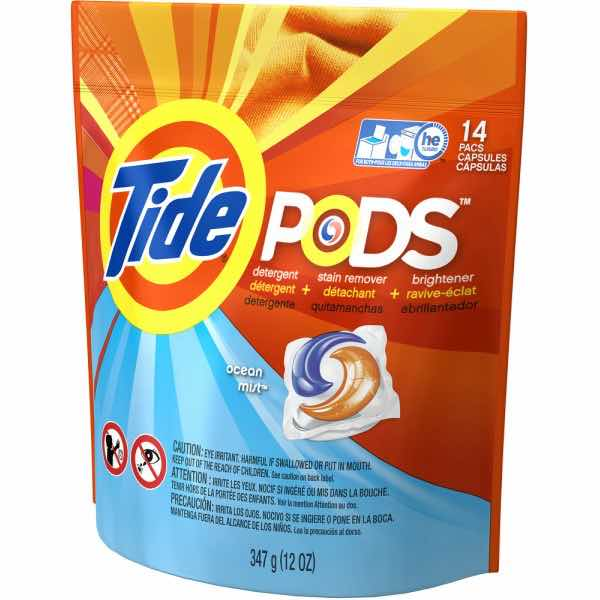 Tide Pods 14ct Printable Coupon