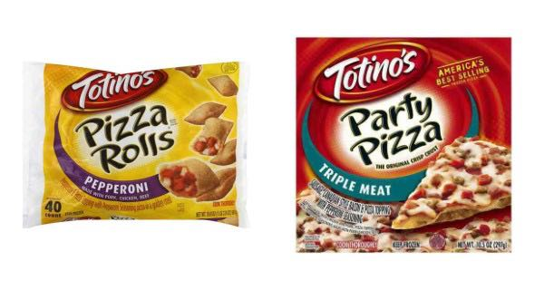 Totino's Party Pizza & Pizza Rolls Image