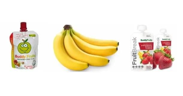 Buddy Fruits & Bannas Image
