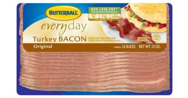 Butterball Turkey Bacon Printable Coupon