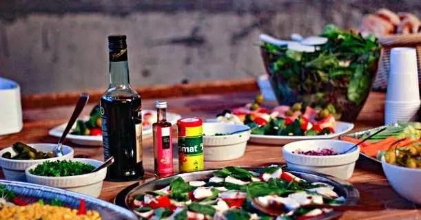 Dinner Salad Meals Easy Ideas Image