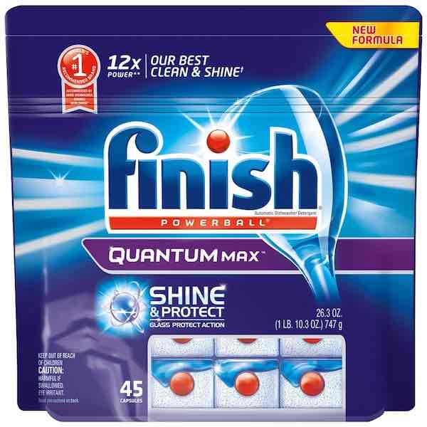 Finish Quantum Max 45ct Printable Coupon