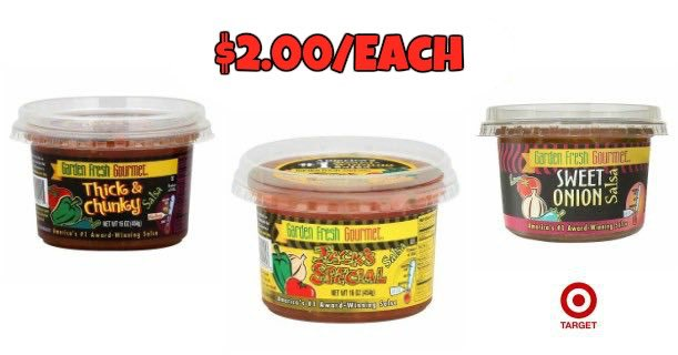Garden Fresh Gourmet Salsa Printable Coupon New Coupons And Deals Printable Coupons And Deals