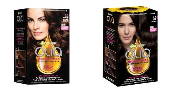 Garnier Olia Hair Color Printable Coupon