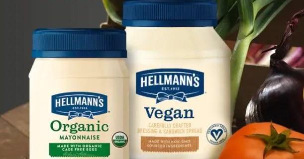 Hellmann's Organic Mayonnaise Image