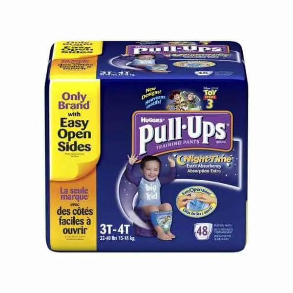 Huggies Pull-Ups 40-48ct Box Printable Coupon