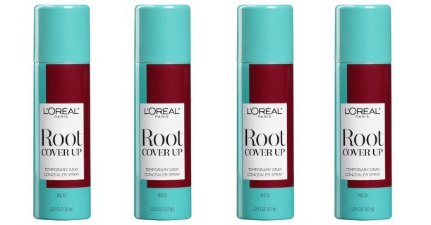 L'Oreal Paris Root Cover Up Spray Printable Coupon