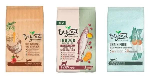 Purina Beyond Dry Cat Food Image