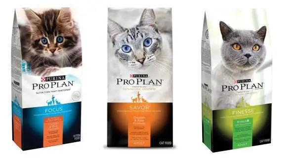 Purina Pro Plan Brand Dry Cat Food Printable Coupon