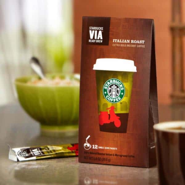 Starbucks VIA Instant Coffee Image