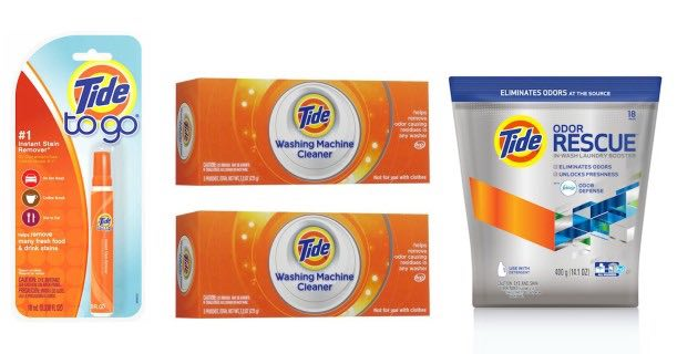 Tide Products Image