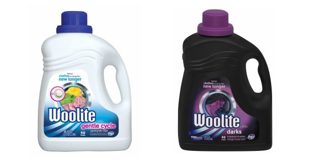Woolite Laundry Detergent Printable Coupon