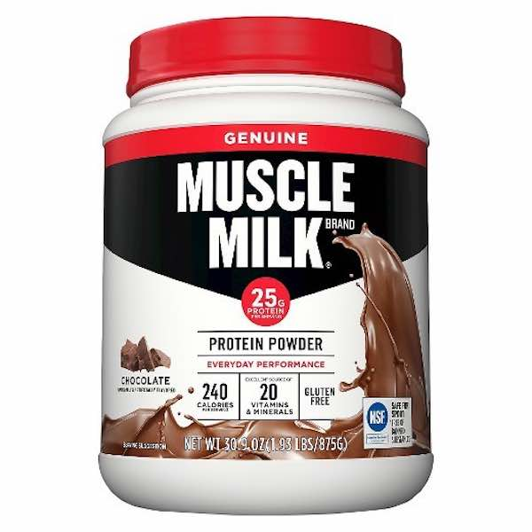 Muscle Milk Genuine Protein Powder 1.93lb Printable Coupon