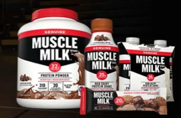 Muscle Milk Printable Coupon