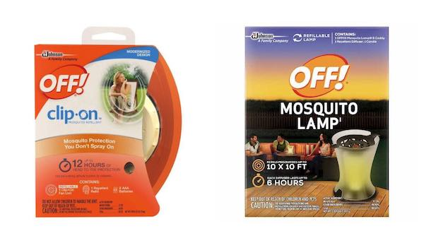 OFF! Clip-On Mosquito Repellent & Mosquito Lamp Printable Coupon