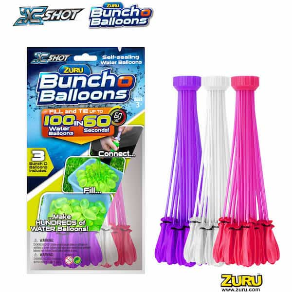 Zuru Bunch O' Balloons Multi-Color Pack