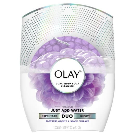 Olay Duo Dual-Sided Body Cleanser