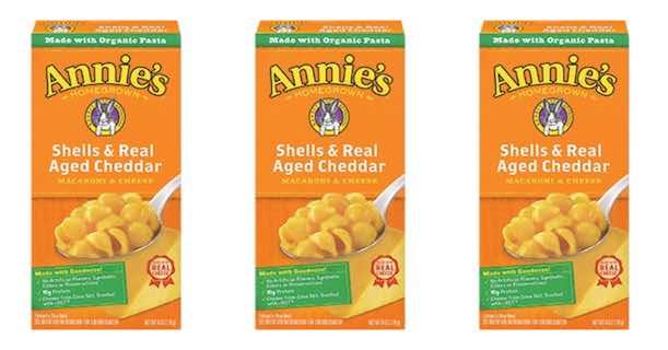 Annies Mac & cheese