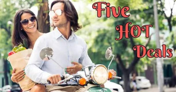 Five Hot Deals Image