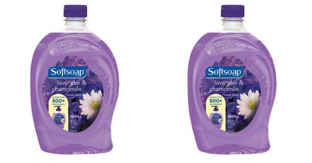 SoftSoap Handsoap