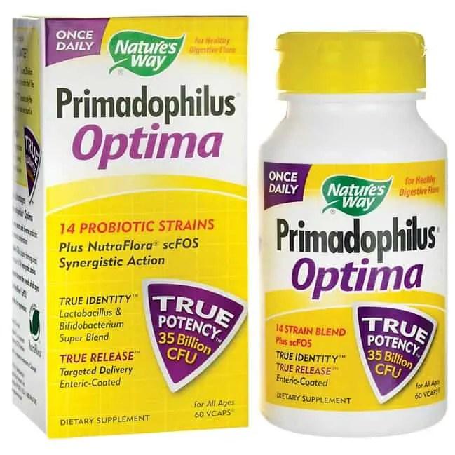 primadophilus copy