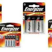Save With $0.50 Off Energizer Batteries Coupon!