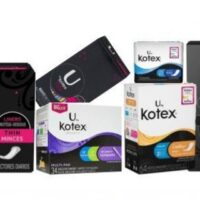 U by Kotex Products On Sale, Only $1.89 at CVS!