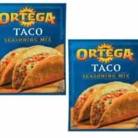 Ortega Taco Seasoning Mix On Sale, Only $0.29 at Target!