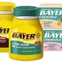 Save With $1.00 Off Bayer Aspirin Product Coupon!