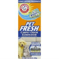 Arm & Hammer Pet Fresh Carpet Deodorizer On Sale, Only $0.75 at Dollar Tree!
