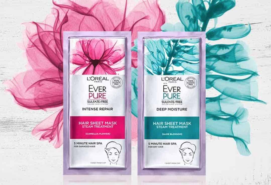 Yes Save 1 00 Off L Oreal Pairs Everpure Hair Products New Coupons And Deals Printable Coupons And Deals