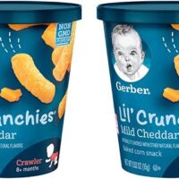 Save With $1.50 Off Gerber Snacks Coupon!