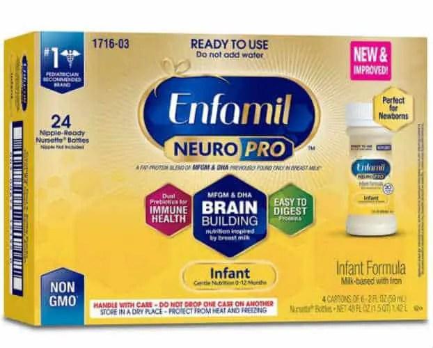 Get 2 50 Off Enfamil Neuropro Formula Printable Coupons