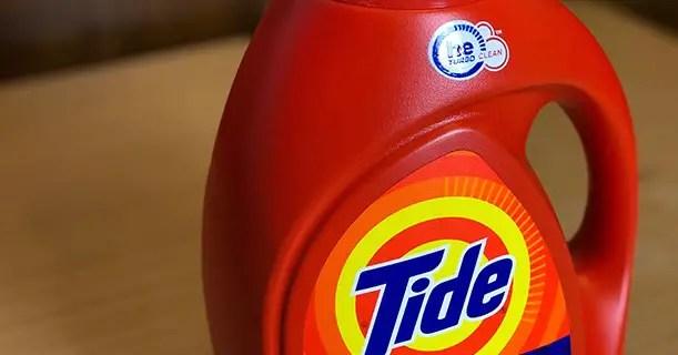 Tide Liquid Laundry Detergent Amazon Coupon