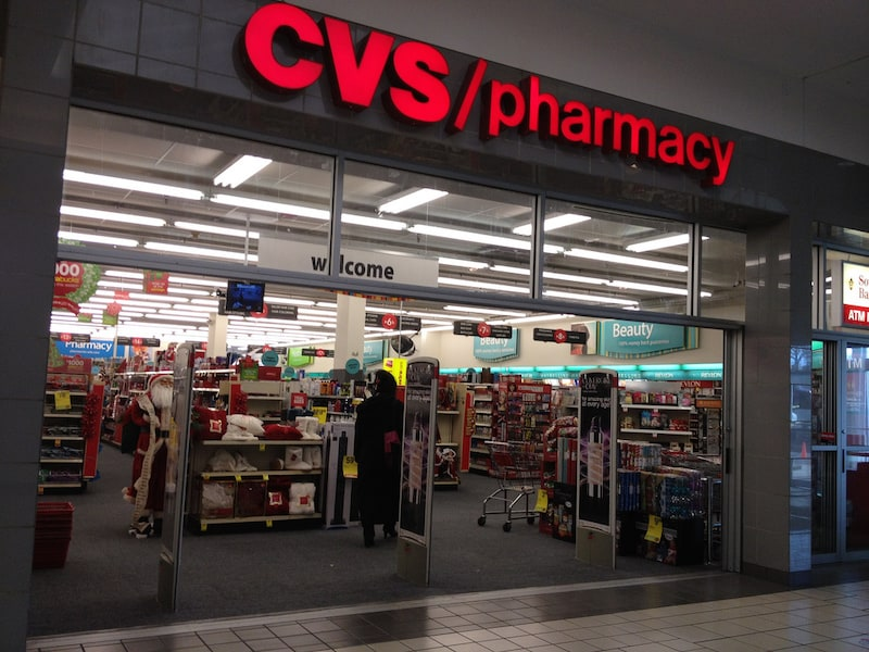 CVS in store policy
