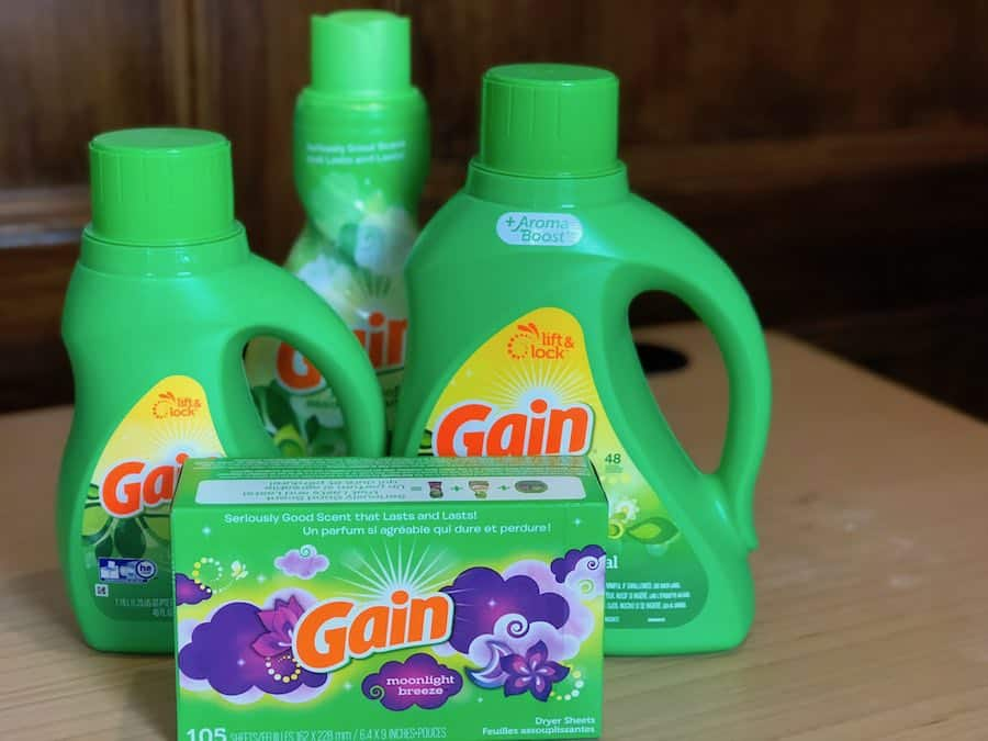 Gain Products Coupon