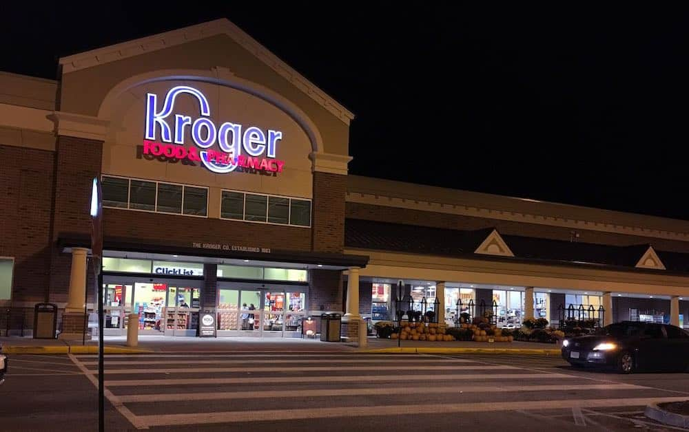 Kroger Coupon Policy - Store