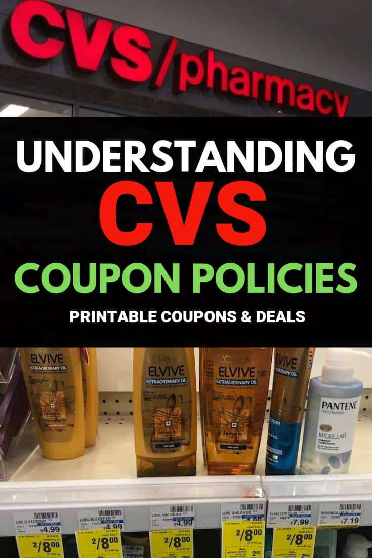 Cvs Coupon Policy Updated For 2020 New Coupons And Deals Printable Coupons And Deals