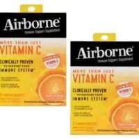 FREE Airborne Immune Support Supplement at Dollar Tree!
