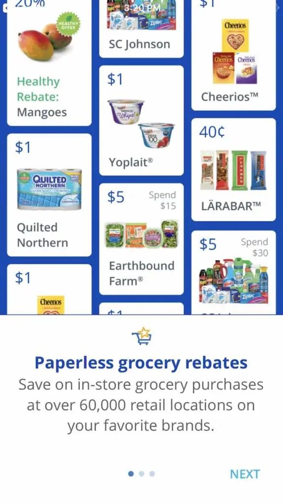 Savingstar Coupons Savingstar Grocery Rebates
