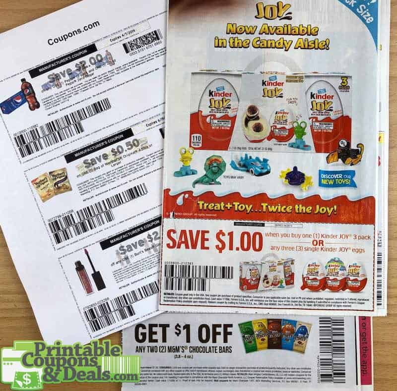 Stack Coupons