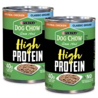Purina Dog Chow Wet Dog Food On Sale, Only $0.67 at Dollar General!