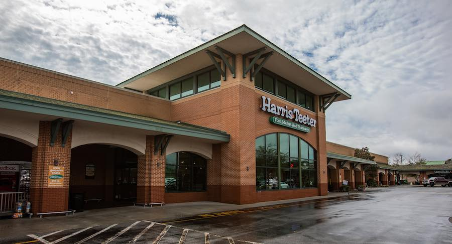 Harris Teeter Coupon Policy Store Front