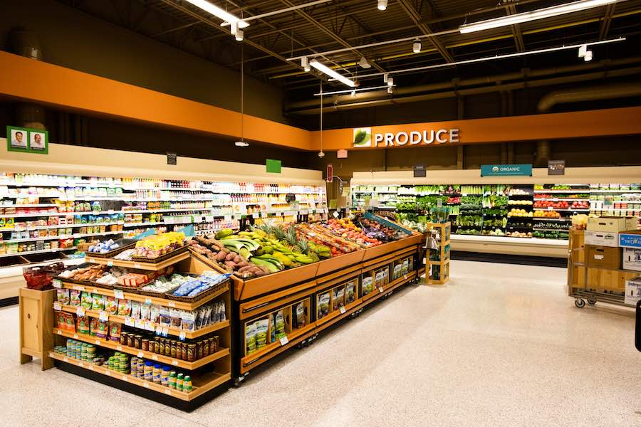 Publix In-Store Produce