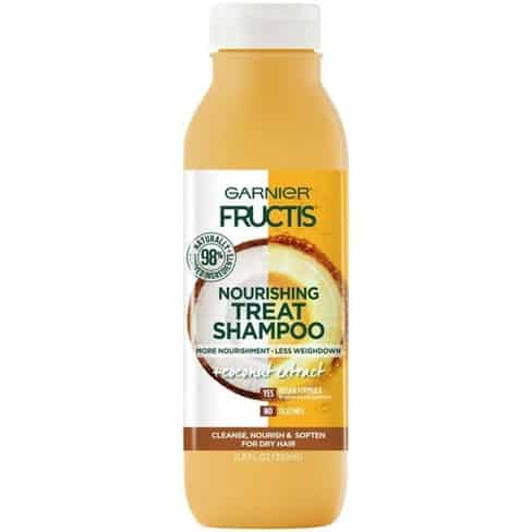 Garnier Fructis Treat Shampoo On Sale Only 3 77 At Walmart New Coupons And Deals Printable Coupons And Deals
