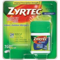 Save With $6.00 Off Zyrtec Products Coupon!