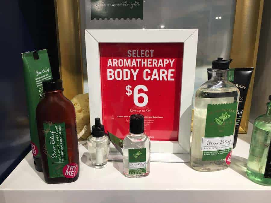 Bath and Body Works Sales and Coupons