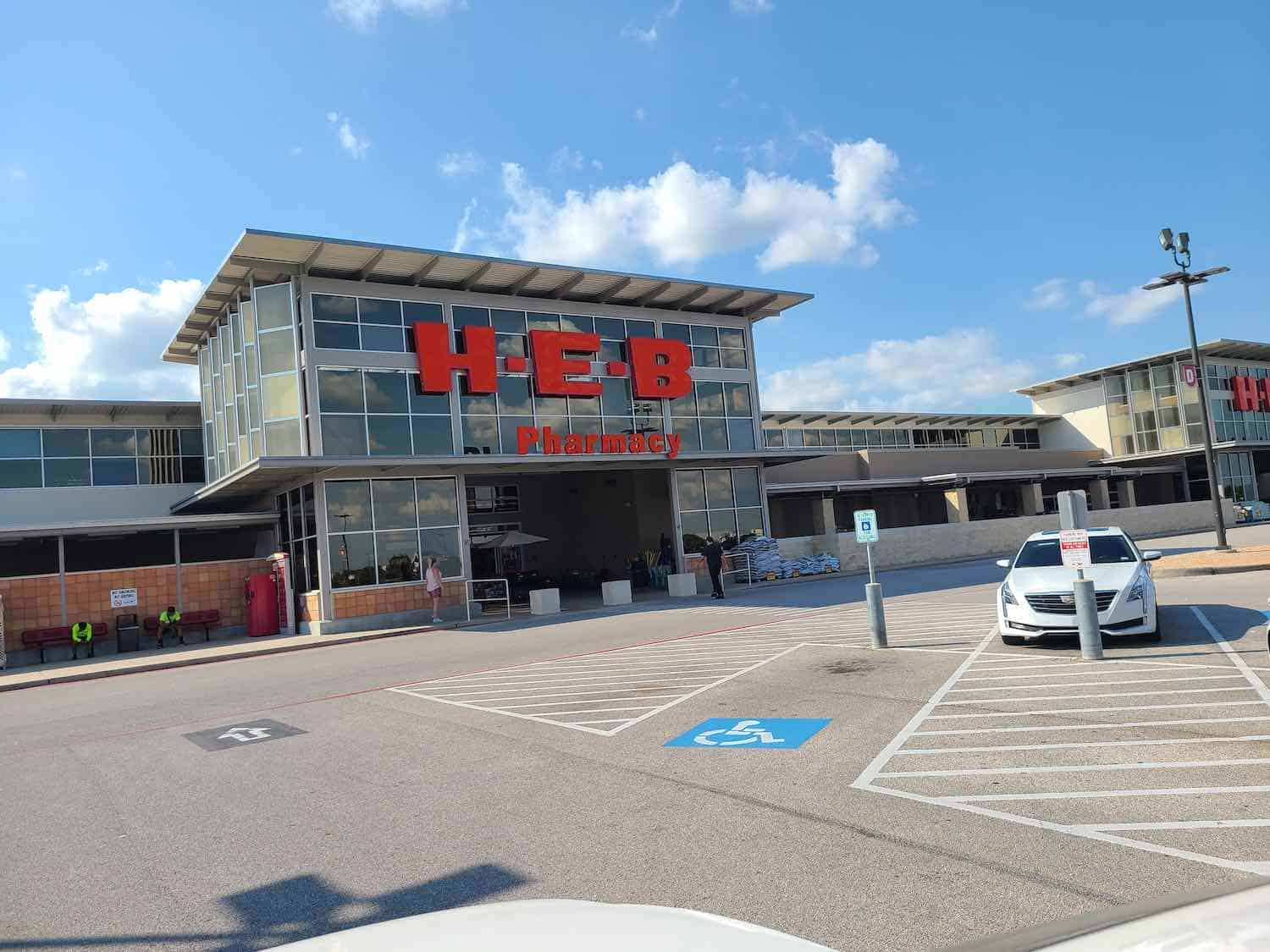 HEB Store Coupon Policy - Front