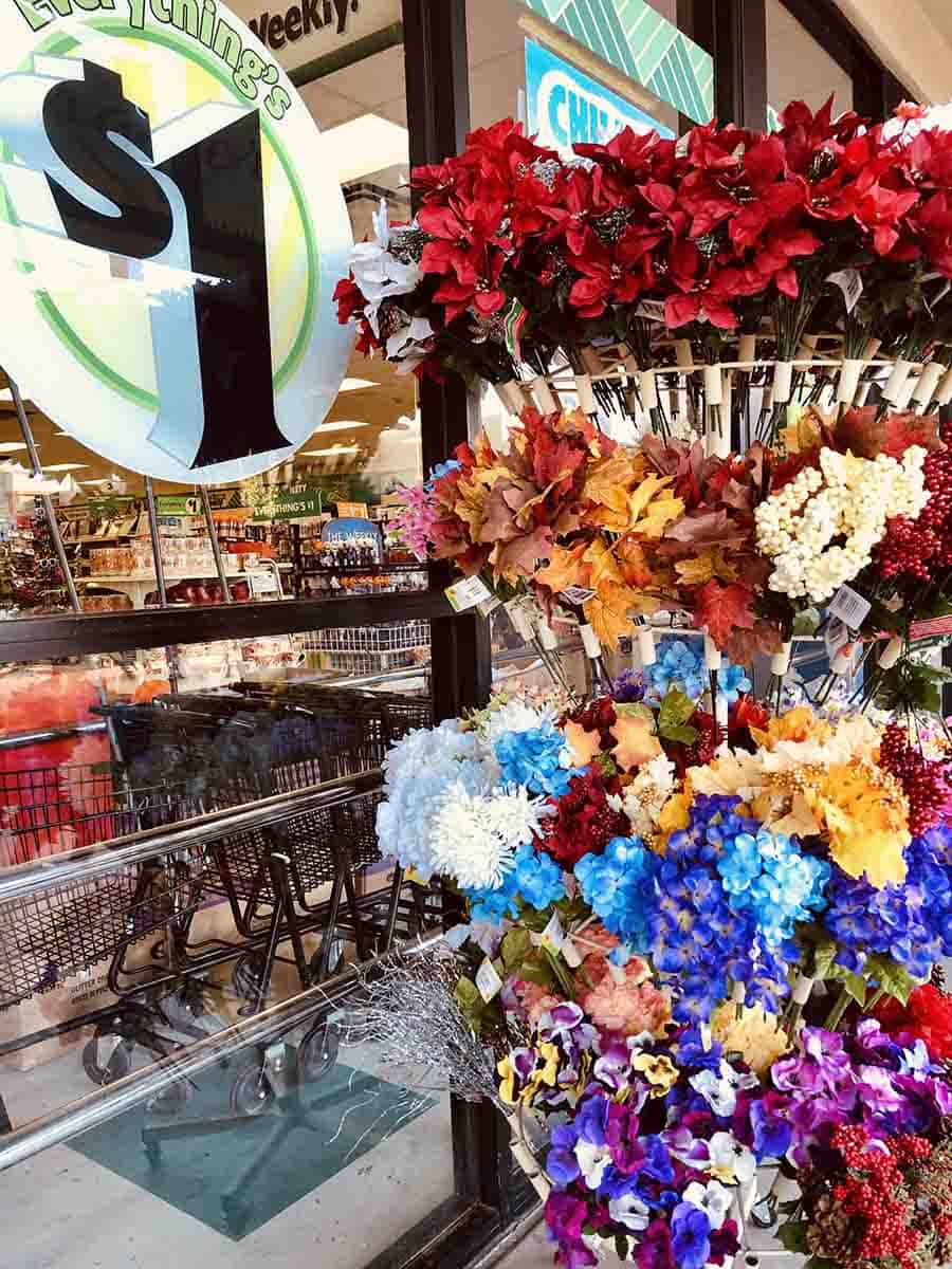 Dollar Tree Flowers